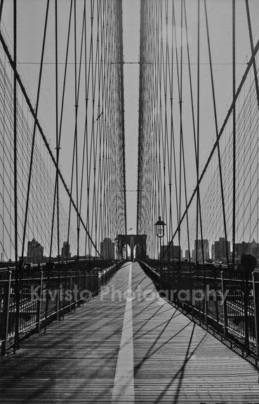 Brooklyn Bridge Long Walk
