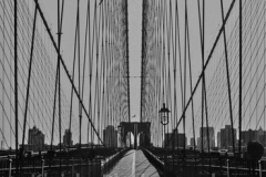 Brooklyn Bridge Long Walk